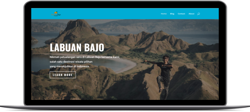 Klien Optimasi Pencarian Website Labuan Bajo Tour
